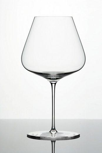 Zalto Rotweinglas »Denk´Art Burgunderglas Mundgeblasen 1 Stück« (1-tlg), Glas