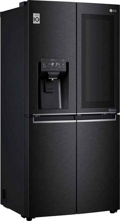 LG French Door GMX844MCKV, 178,7 cm hoch, 83,5 cm breit