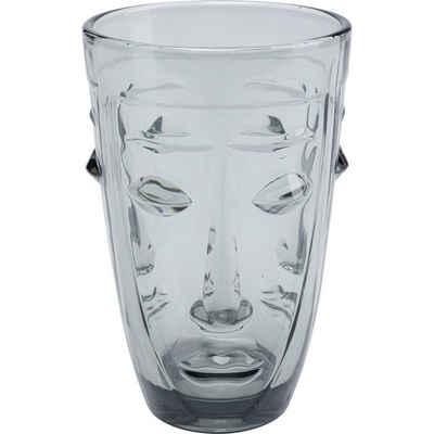 KARE Glas »Wasserglas Cara 13«, Glas