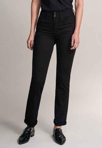 Salsa Slim-fit-Jeans »Secret« Push In, Slim Fit, true black
