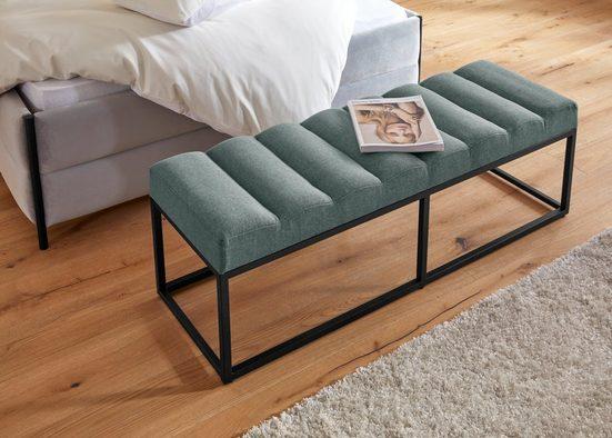 Guido Maria Kretschmer Home&Living Sitzbank »Repossala«, in 2 Bezugsqualitäten und 3 Farben erhältlich