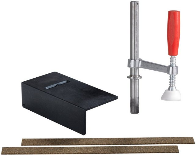 SJÖBERGS Werkzeug-Zubehör-Set »Elite Hobelbank«, Edelstahl/Kork | Baumarkt > Werkzeug > Werkzeug-Sets | Sjöberg