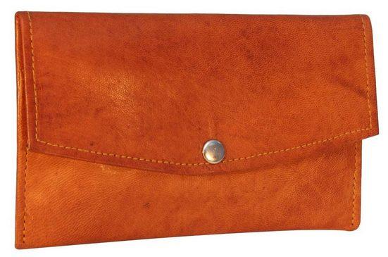 Gusti Leder Geldbörse »Carlo« (1-tlg), Portemonnaie Brieftasche Geldbeutel