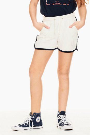 Garcia Shorts mit elastischem Bund