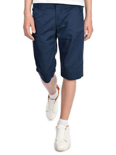 BEZLIT Chinoshorts »Kinder Jungen Chino Shorts« (1-tlg) mit elastischem Bund