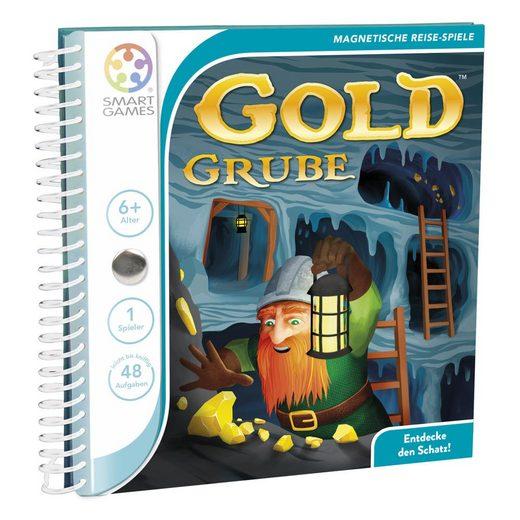Smart Games Spielesammlung, Reisespiel »Gold Grube«