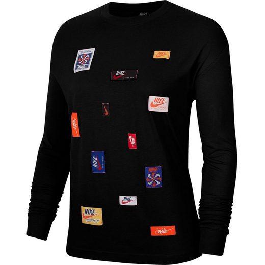 Nike Sportswear Langarmshirt »NSW Air Icon Clash«
