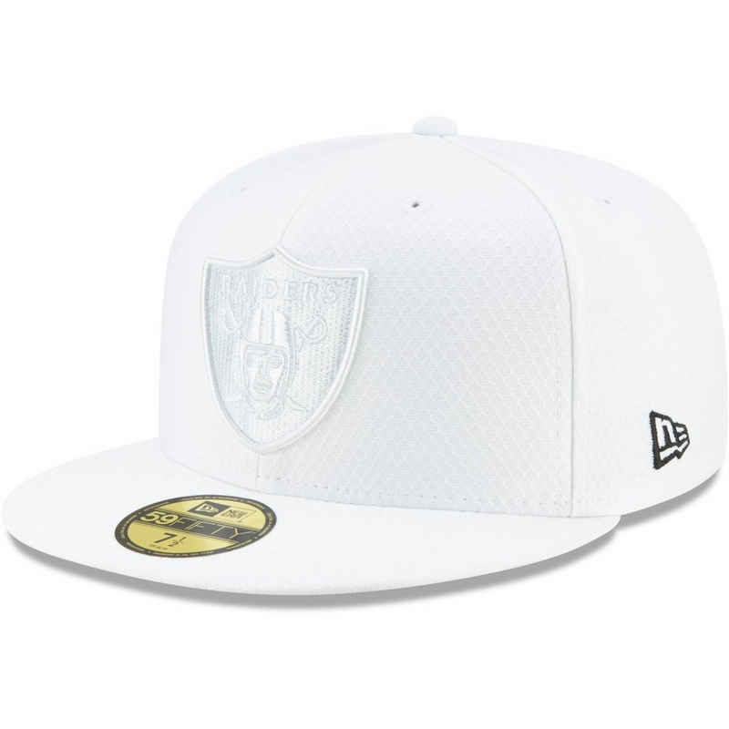 New Era Fitted Cap »59Fifty PLATINUM NFL Sideline«