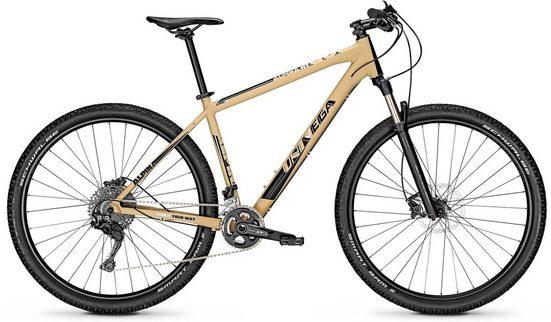 Univega Mountainbike »ALPINA LTD«, 22 Gang Shimano Deore XT Schaltwerk, Kettenschaltung