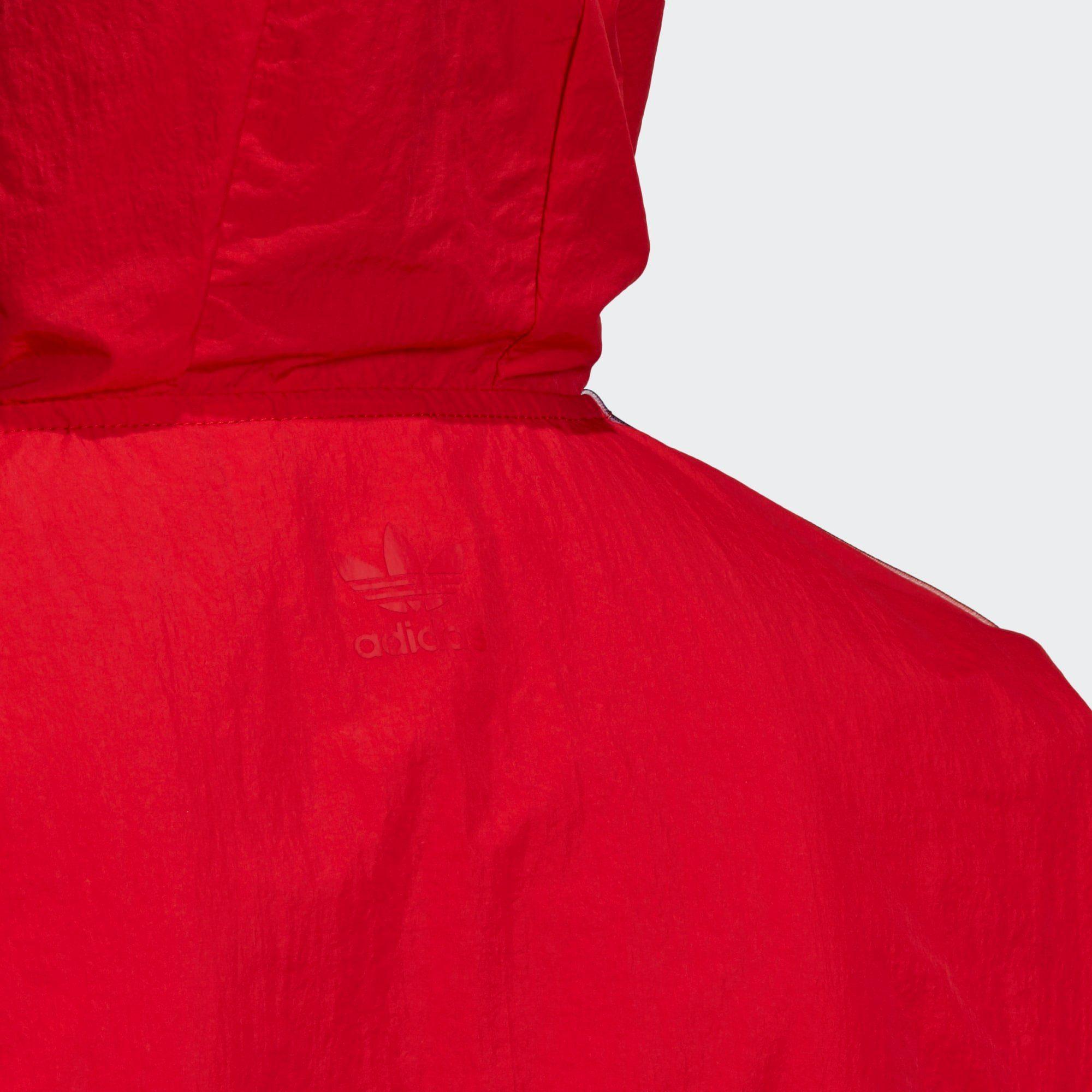 Adidas Originals Sweatshirt Adicolor Half-zip Crop Windbreaker Online Kaufen
