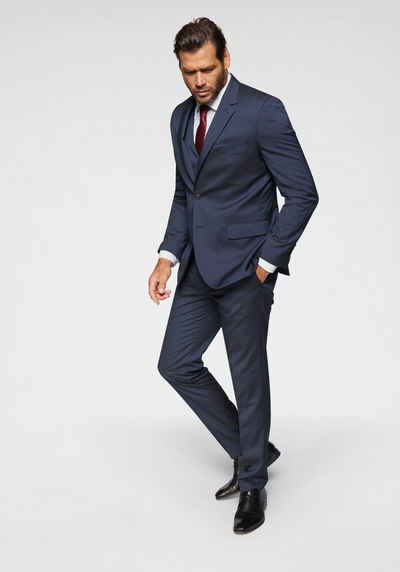 Man's World Anzug 3-teilig »Man's World Anzug 3-teilig«