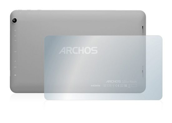 upscreen Schutzfolie »für Archos 101e Neon (Rückseite)«, Folie Schutzfolie klar anti-scratch