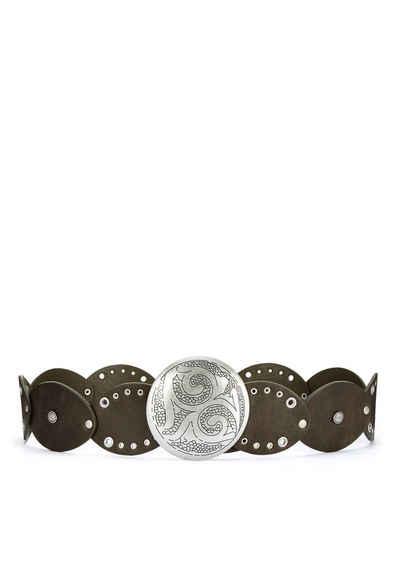 LASCANA Taillengürtel mit dekorativer Schnalle