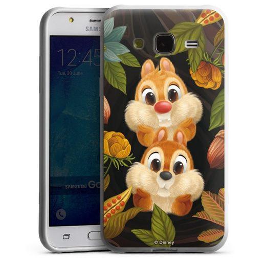 DeinDesign Handyhülle »Chip and Chap« Samsung Galaxy J5 (2015), Hülle Disney Chip und Chap Offizielles Lizenzprodukt