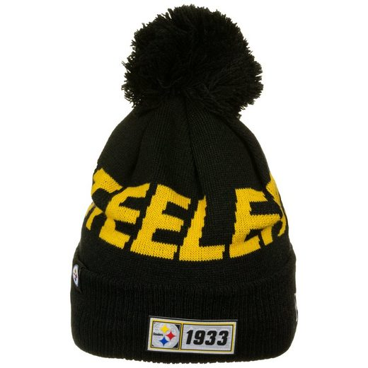 New Era Strickmütze »Pittsburgh Steelers Sideline«