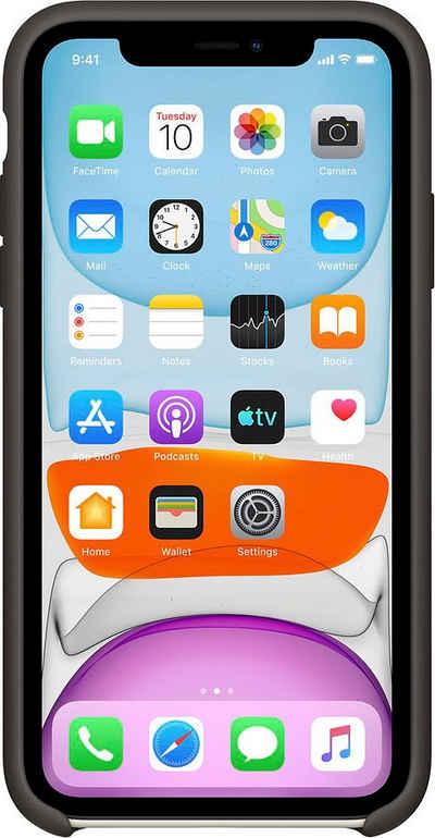 Apple Smartphone-Hülle »iPhone 11 Silikon Case« iPhone 11