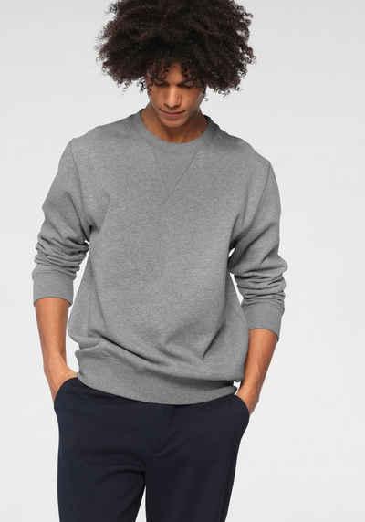 OTTO products Sweatshirt aus zertifizierter Bio-Baumwolle
