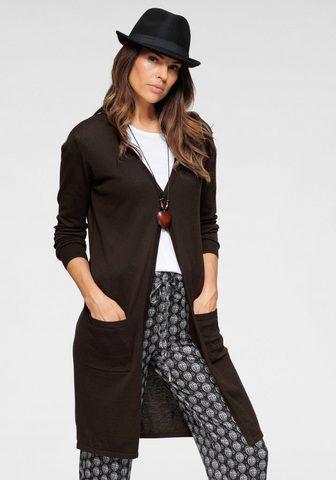 Boysen's Megztas paltas in stilingas Longform