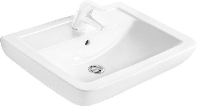 Waschtische - Ideal Standard Waschbecken »Eurovit Plus«, eckig, 60 cm  - Onlineshop OTTO