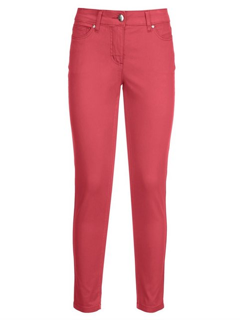 Hosen - Amy Vermont 5 Pocket Hose in angesagten Farben › rot  - Onlineshop OTTO