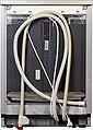 Sharp Standgeschirrspüler, QW-D41F472S-DE, 9 l, 13 Maßgedecke, Bild 3