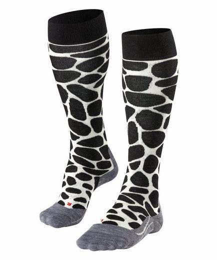 FALKE Skisocken »SK4 Giraffe Skiing« (1-Paar) mit leichter Polsterung