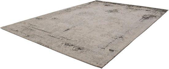 Teppich »Hector 285«, calo-deluxe, rechteckig, Höhe 10 mm, Vintage Design, Wohnzimmer