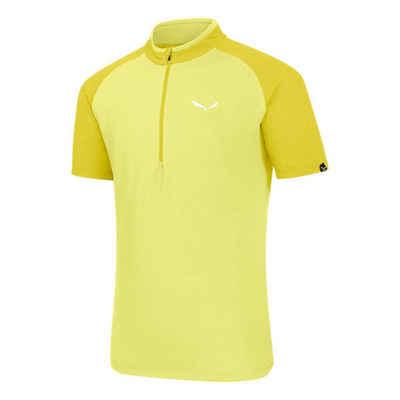 Salewa T-Shirt »Salewa - Agner Climb Half-Zip Tee (Herren)«