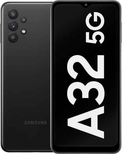 Samsung Galaxy A32 5G Smartphone (16,55 cm/6,5 Zoll, 128 GB Speicherplatz, 48 MP Kamera, 5G)
