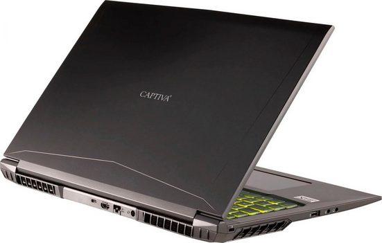 CAPTIVA G14M 21V3 Gaming-Notebook (43,94 cm/17,3 Zoll, Intel Core i7, GeForce RTX™ 3060, 1000 GB SSD, Kostenloses Upgrade auf Windows 11, sobald verfügbar)