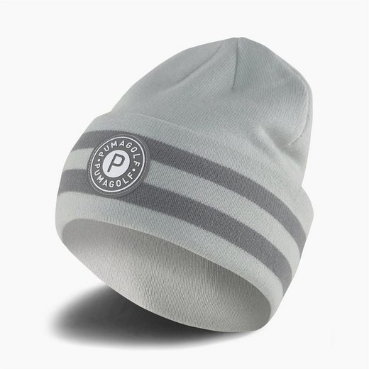 PUMA Beanie »P Circle Patch Herren Golf-Beanie«