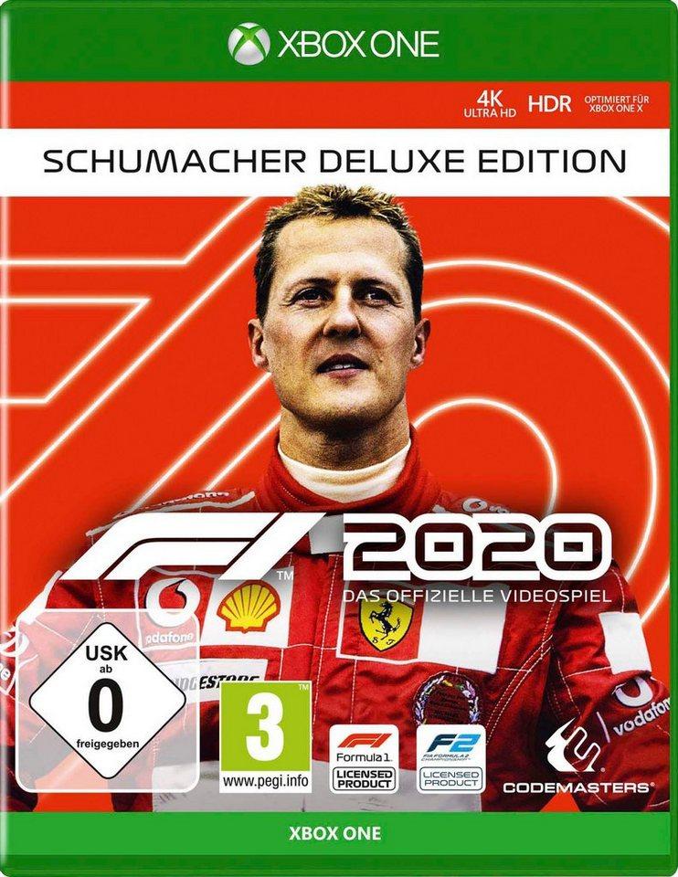 f1 2020 schumacher deluxe edition xbox one kaufen  otto