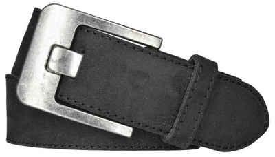 TOM TAILOR Ledergürtel »Tom Tailor Damen Leder Gürtel Belt Ledergürtel«