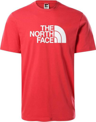 The North Face T-Shirt »EASY TEE« Großer Logo-Print