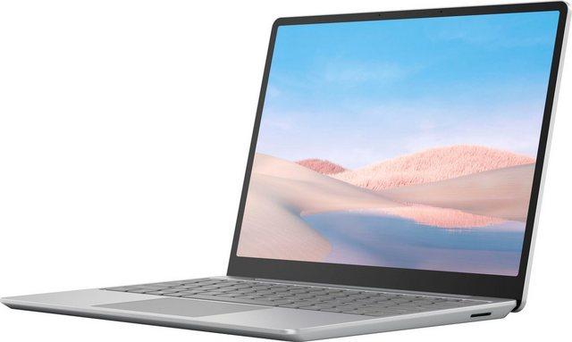 Microsoft Surface Laptop Go i5 Notebook 31,5 cm 12,4 Zoll, Intel Core i5, UHD Graphics, 128 GB SSD