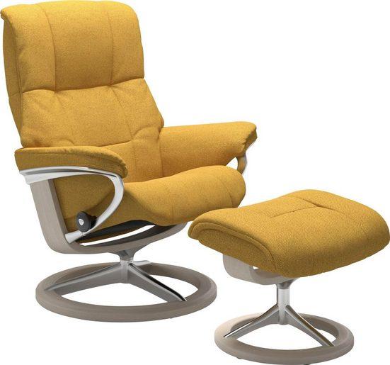 Stressless® Relaxsessel »Mayfair« (Set, Relaxsessel mit Hocker)