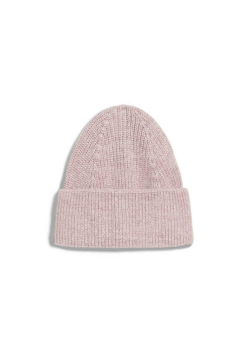 Armedangels Strickmütze »MIAALIN Damen Mütze aus Bio-Baumwoll Mix« (1-St)