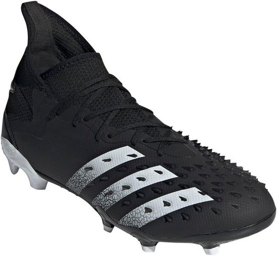 "adidas Performance »PREDATOR FREAK 2 FG ""Black Pack""« Fußballschuh"