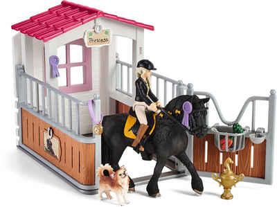 Schleich® Spielfigur »Horse Club, Tori und Princess (42437)«, Made in Europe
