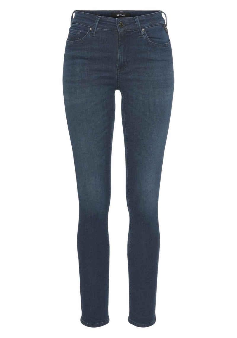 Replay Skinny-fit-Jeans »Luzien« POWERSTRETCH