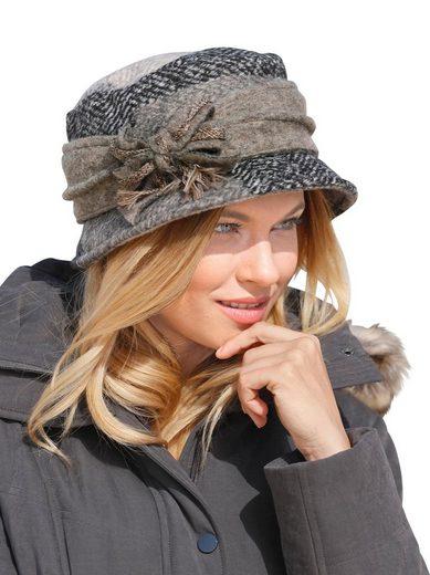 Wegener Hut mit dekorativer Schleife