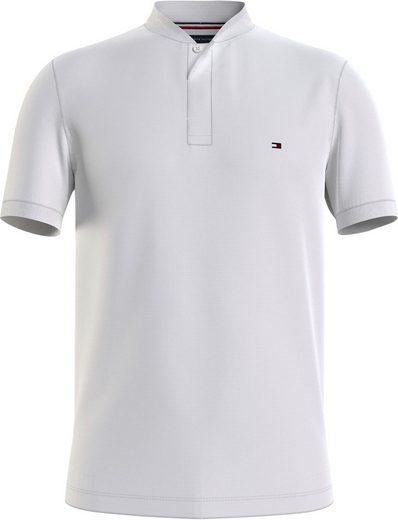 TOMMY HILFIGER Poloshirt »BASEBALL COLLAR SLIM POLO«