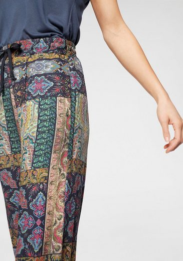Please Jeans Schlupfhose »P1MR« im Hippie Boho Look online kaufen