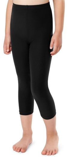 Merry Style Leggings »Mädchen 3/4 Leggings MS10-352« (1-tlg) elastischer Bund