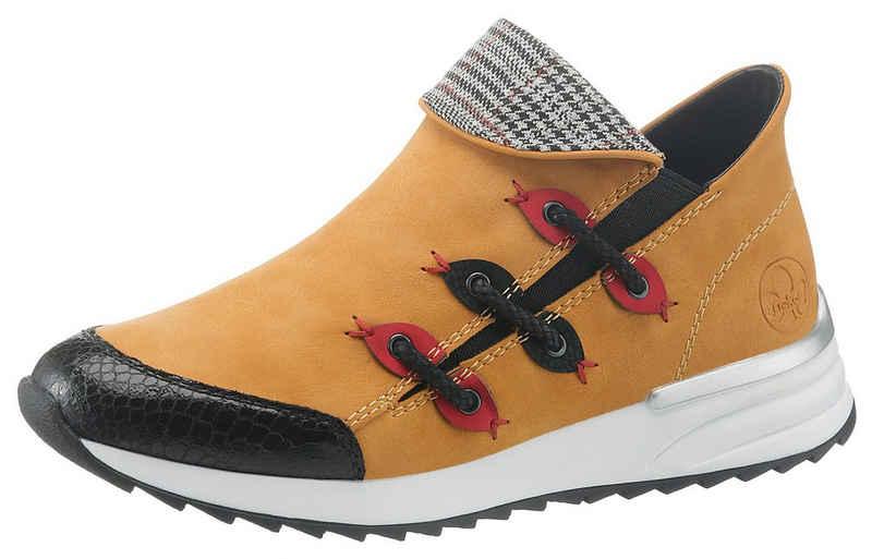 Rieker Slip-On Sneaker in moderner Optik