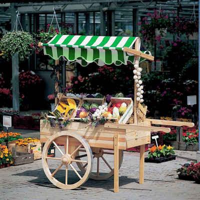 promadino Transportkarren »Marktwagen«, B/T/H: 173/82/187 cm