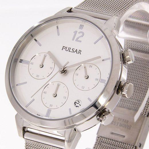 Pulsar Chronograph »Pulsar Damenuhr PT3943X1 Chronograph«