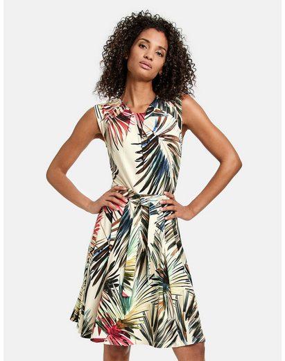 Taifun Jerseykleid »Jerseykleid mit exotischem Print«