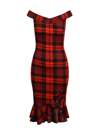 LAPA Partykleid »LAPA Karokleid im modischen Design, Party/Weihnachten«