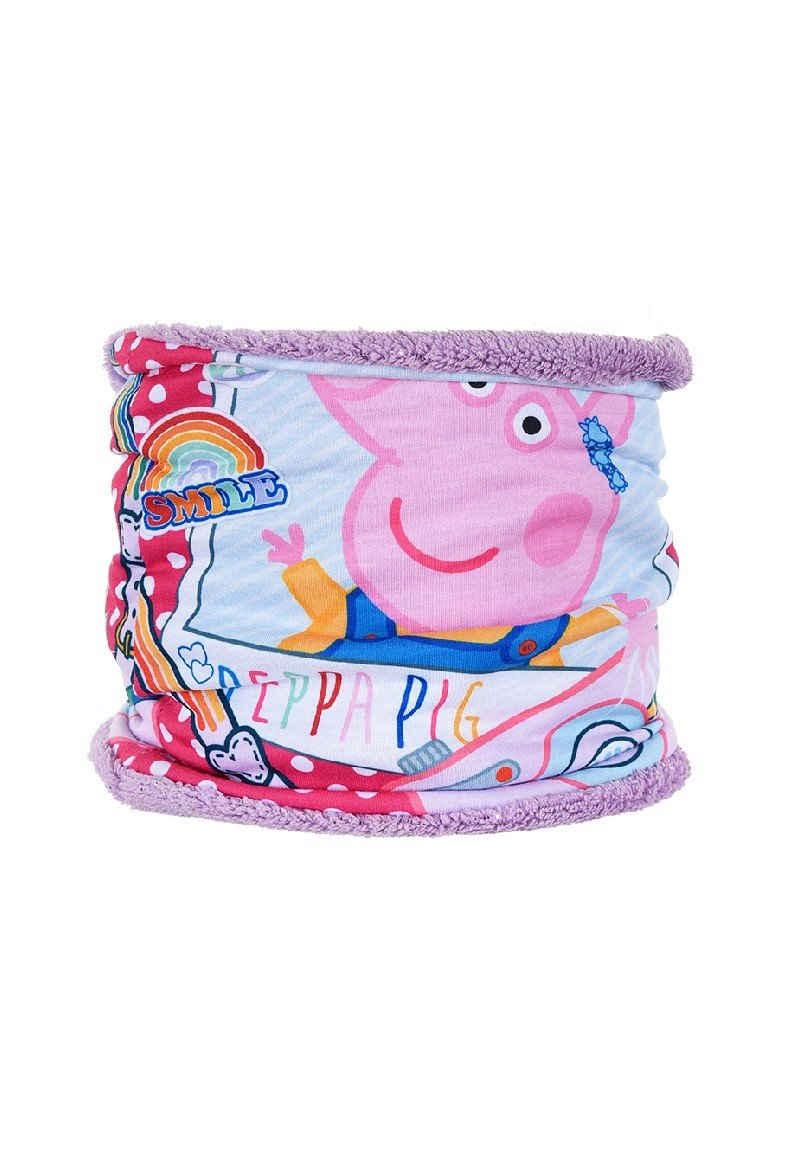 Peppa Pig Loop »Peppa Wutz Kinder Mädchen Winter-Schal Schlauch-Schal«
